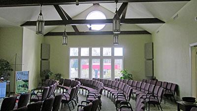 Sanctuary South Windows